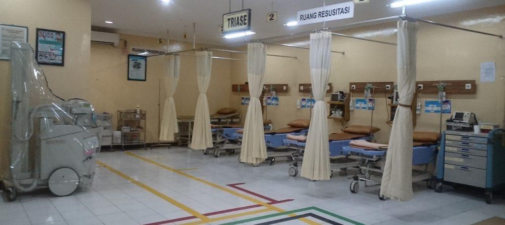 Layanan Instalasi Gawat Darurat (IGD) – RS Kasih Ibu Surakarta
