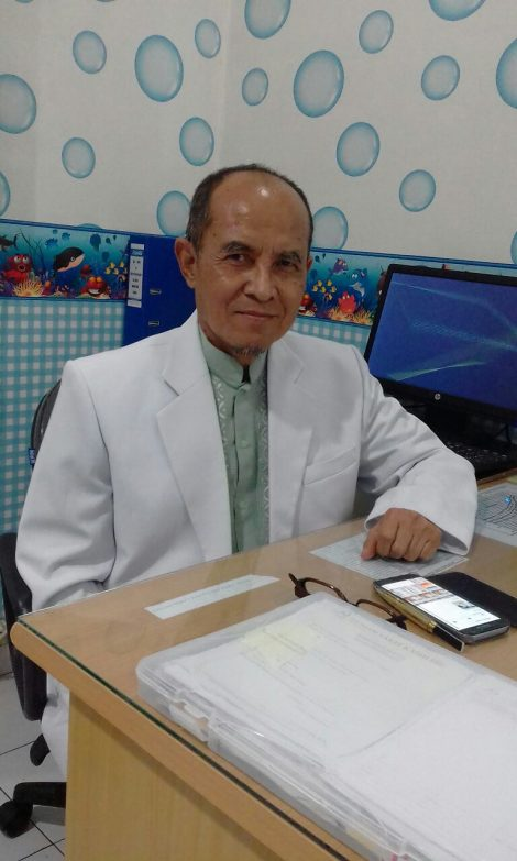 Dr. Ganung Harsono, SpA