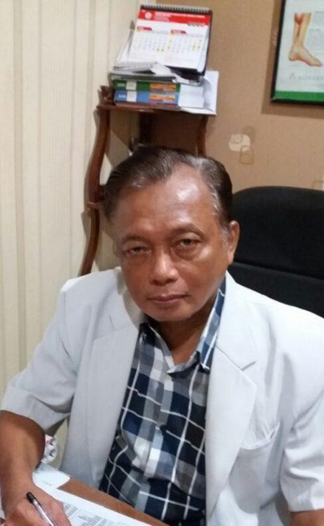 Dr. S. Nugroho Hadi Sumarto, SpPD, SpJP