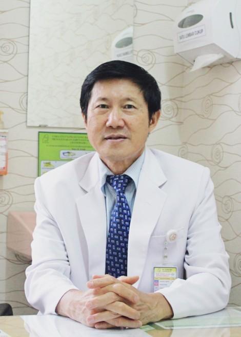 Dr. Sugandi Hardjanto, SpB