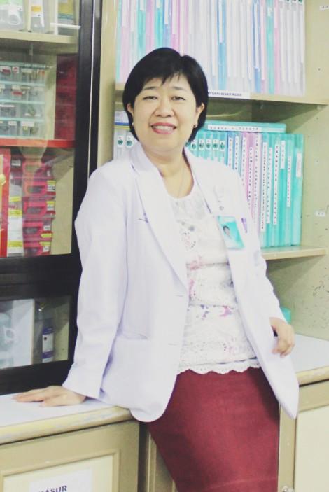 Dr. Wahjuningsih Hartono