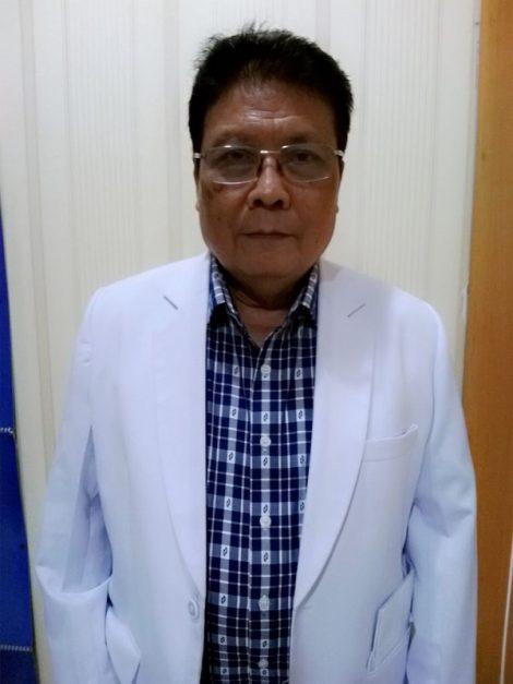 Prof.DR.Dr.H. Suroto, SpS(K), FAAN