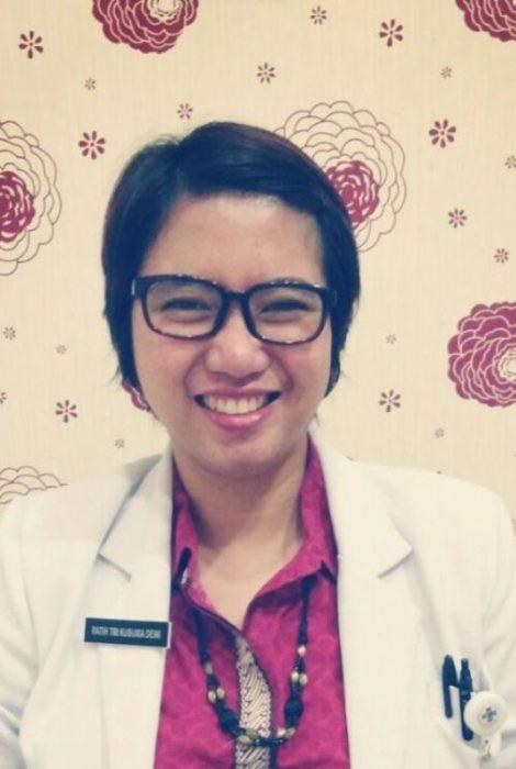 Dr. Ratih Tri .K , SpPD